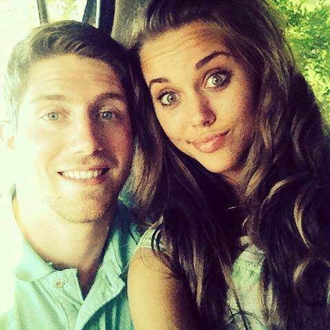Ben Seewald and Jessa Duggar