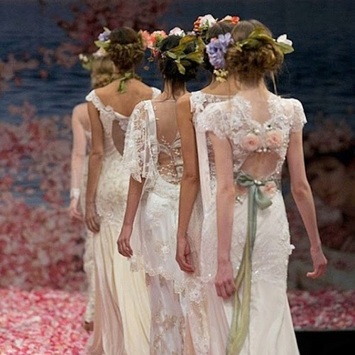 Claire Pettibone bridal collection