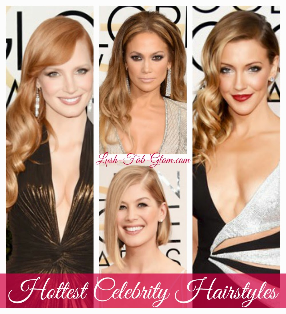 The Hottest Celebrity Hairstyles For Spring 2015