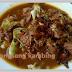 Resep Tongseng Daging Kambing tanpa Santan khas Solo enak