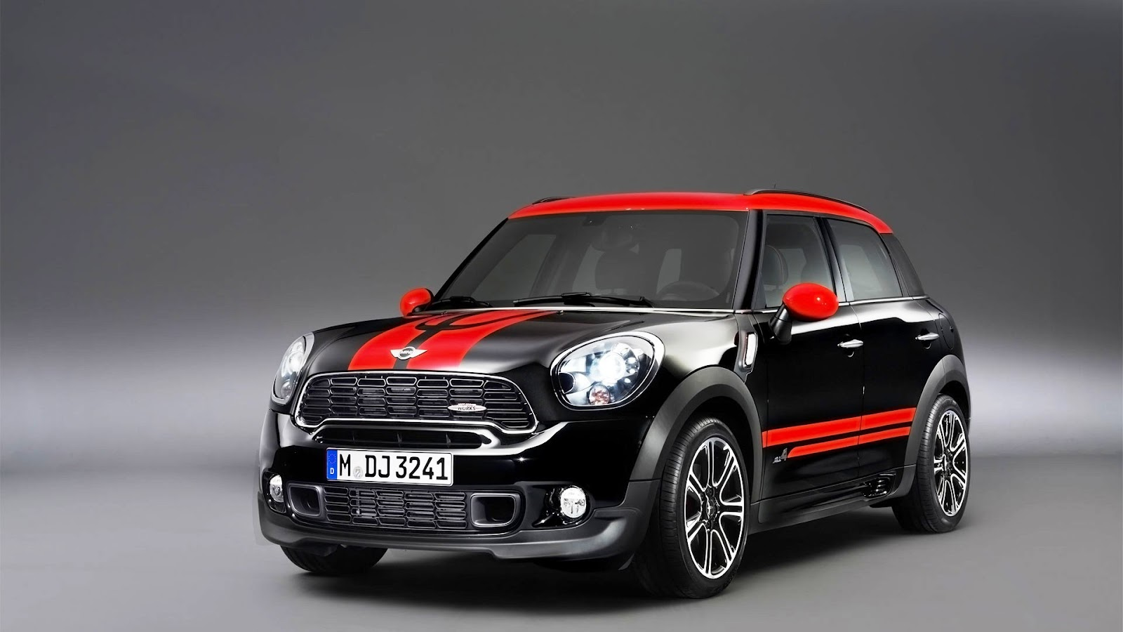 2013 mini cooper countryman s all4 john cooper works front html autos post. Black Bedroom Furniture Sets. Home Design Ideas