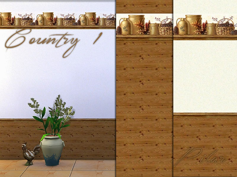 16-04-2015  Country Wall