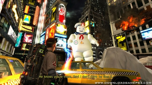 New Playstation 3 Games : Ghostbusters the video game download ps rpcs