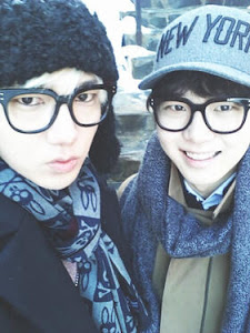 Kim brother^^ (Jongwoon & Jongjin)