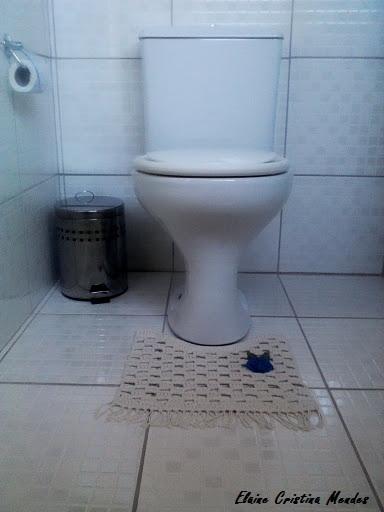 Arte Vida Simples Jogo de Tapete para Banheiro -> Tapete Banheiro Simples