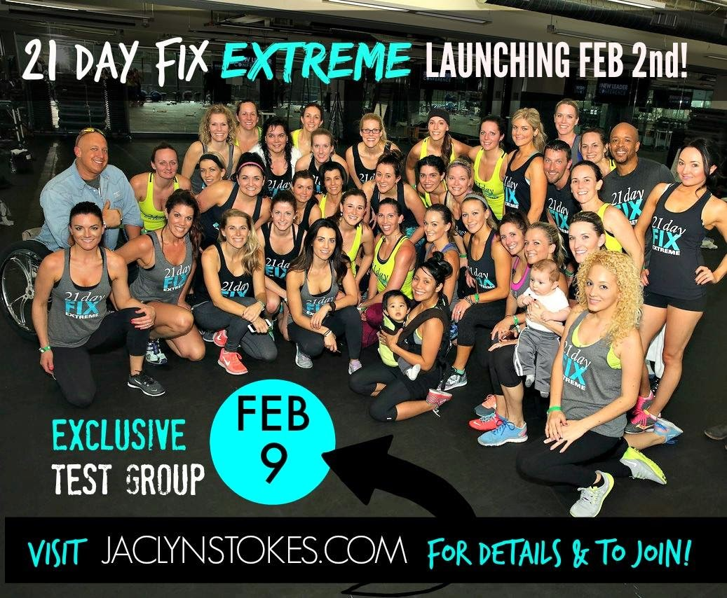 the 21-day fix extreme