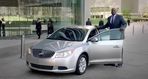 shaq 39 s new buick commercial hendrick buick gmc cadillac. Cars Review. Best American Auto & Cars Review