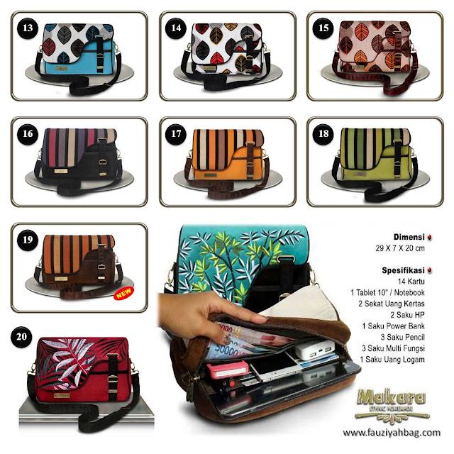 Makara Etnik GBO (Gadget Bag Organizer)