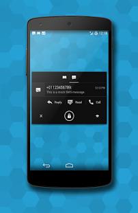 ScreenShot: Notific Pro v4.0.6 Apk
