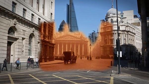 Wonderful London 1924 & 2014: Video by Simon Smith