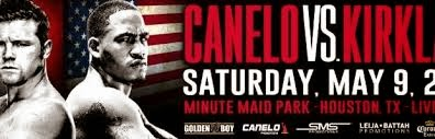 Canelo Álvarez vs James Kirkland