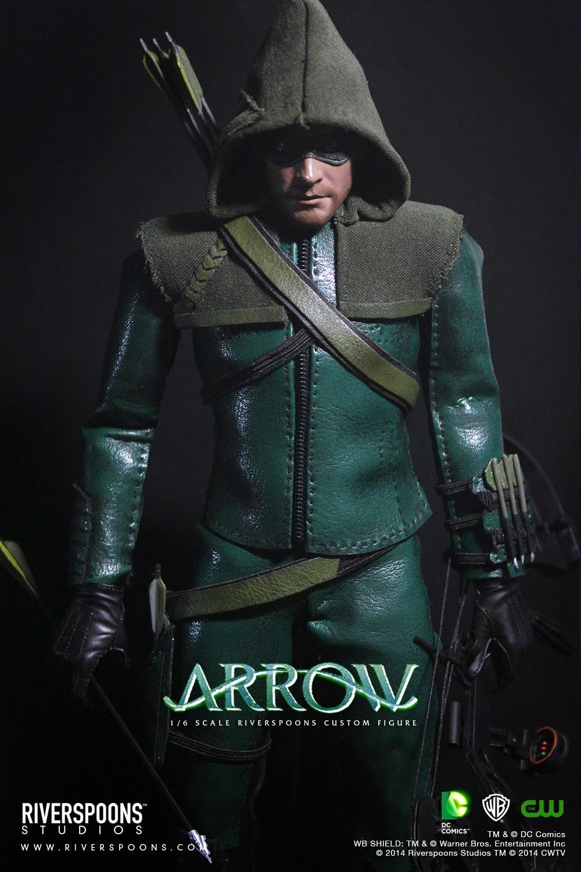 [Riverspoons Studios] Arrow 1/6 scale Riverspoons_00_background