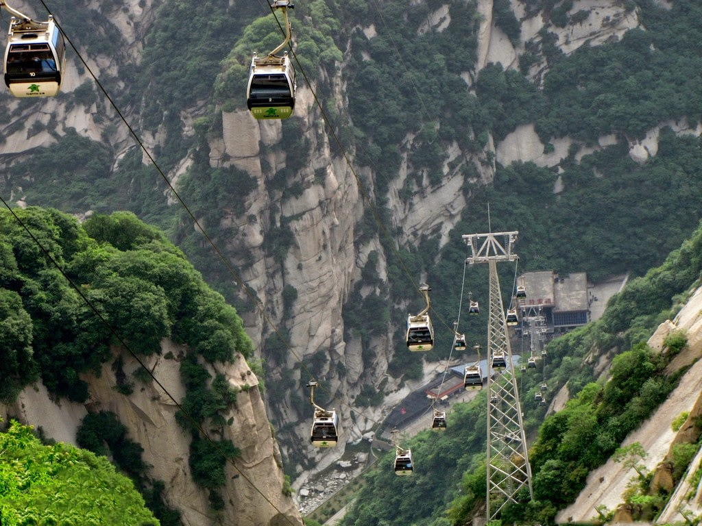 visiting huashan in china Snapshot: t he chinese say that once you've ascended the peaks of huangshan, you'll never want to climb another mountain and although they may not be china's most sacred mountains, the huangshan.