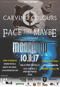 Carving Colours Moonloop Face The Maybe
