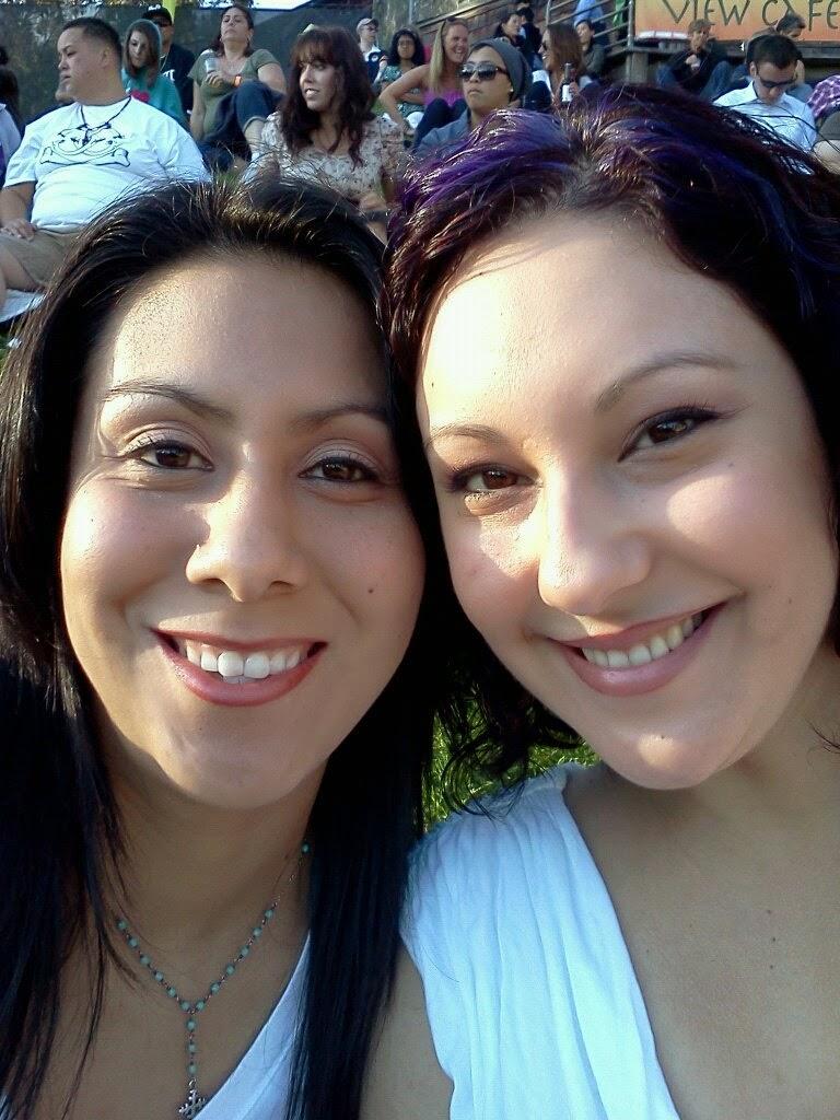 Mariel and Teresa