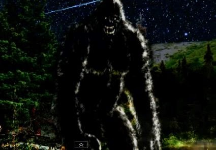 Michael Philips Sasquatch Encounter