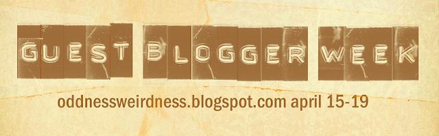 Kpop Guest Blogger week image OddnessWeirdness