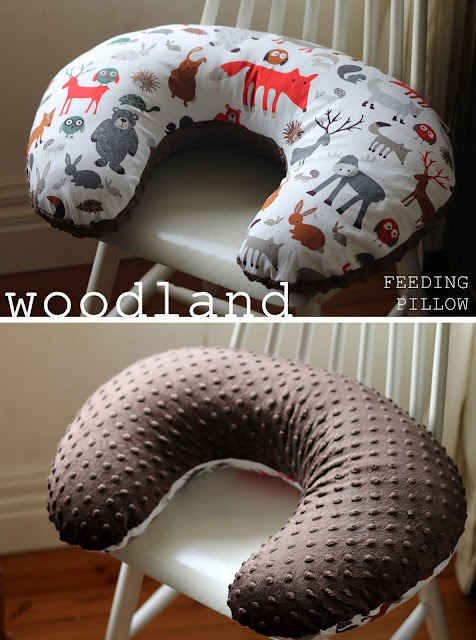 Thrift Nest Sew Diy Boppy Pillow