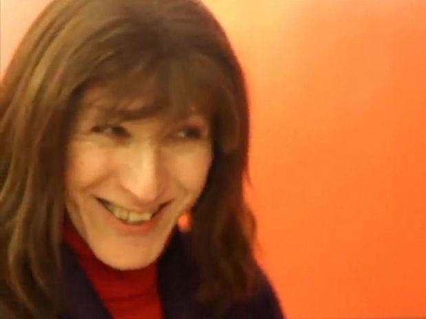 Melisa se tornou a primeira professora primária transexual de Buenos Aires (Foto: Clarín web TV/Reprodução)