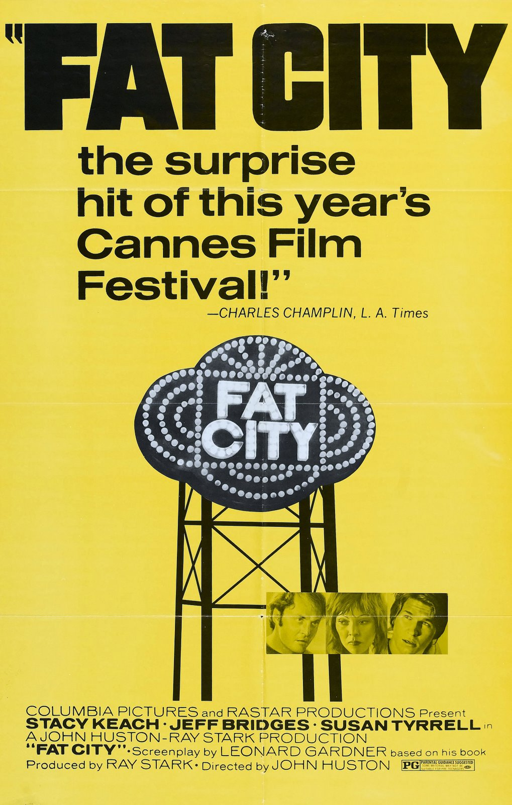 """fat city The reissue of """"fat city,"""" leonard gardner's pitch-perfect account of boxing,   area writer and teacher e-mail: books@sfchroniclecom fat city."""