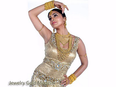 Jewllery Golds model-4