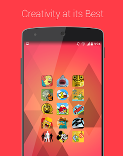 Minimal (Hera) - Icon Pack apk