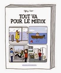 TOUT VA POUR LE MIEUX (Delcourt)