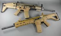 Bushmaster ACR or Magpul Masada