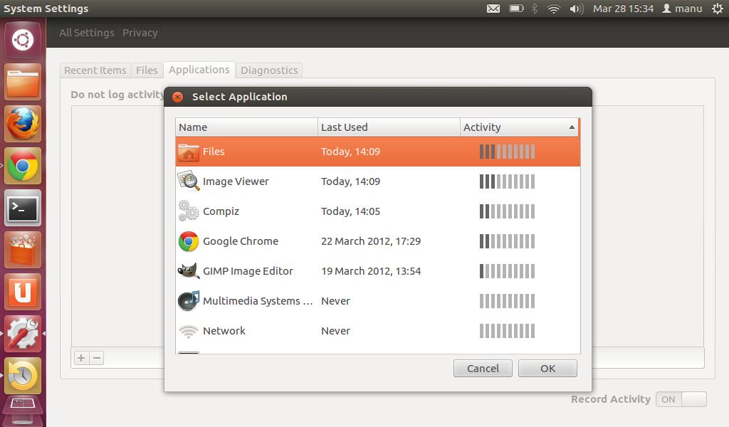 Скриншоты Ubuntu 12.04 Precise Pangolin