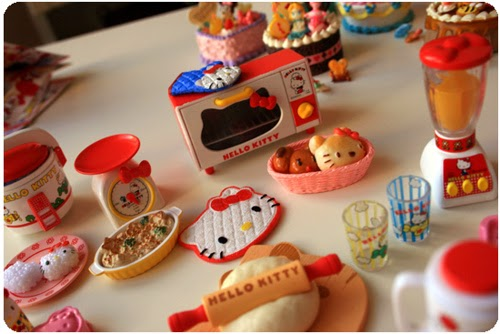 Gambar Hello Kitty Memasak Cooking Set Games Collection