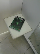 Matrix - Bem-vindo ao deserto do real - Foi deixado na cabine da Loja C&A de Bonsucesso - RJ