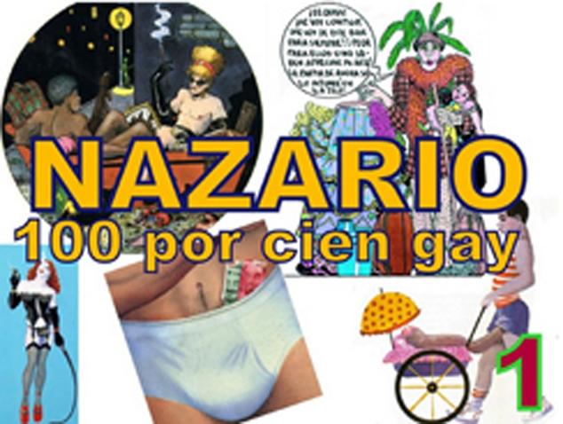 Nazario 100 por 100 Gay 1