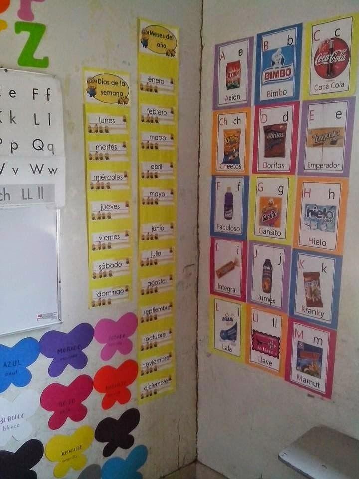 Tips de actividades para tu grupo escolar poster en la for Actividades divertidas para el salon de clases