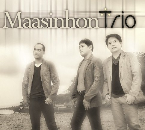 Maasinhon Trio Debut Album Cover