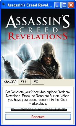 Интернет-магазин keybox предлагает купить код активации для assassins creed revelations