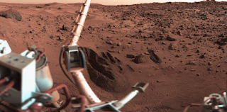 Mars Viking Prob