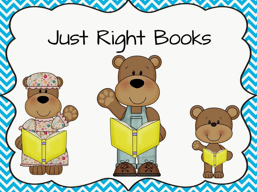 It Seems Like I Am Always Teaching About Finding Just Right Books To Every Grade And This Week Its First Grades Turn