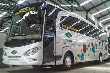 Bus Pariwisata Kanaya Transport
