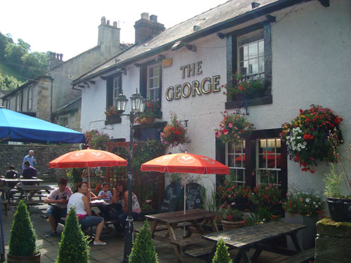 The George Hotel Castleton, Derbyshire