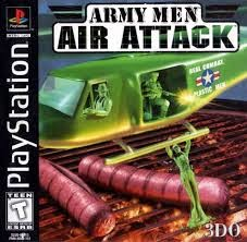 Army Men - Air Attack - PS1 - ISOs Download