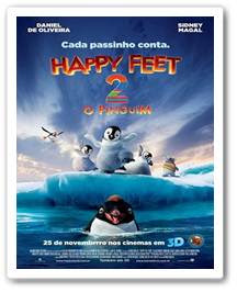 Download Happy Feet O Pinguim 2 Dublado AVI & RMVB BDRip Baixar Grátis