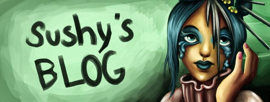 Sushy's BLOG