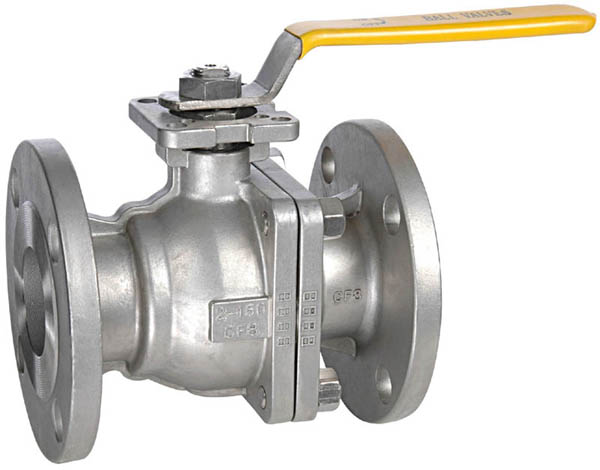Flanged Ball Valve For Natural Gas