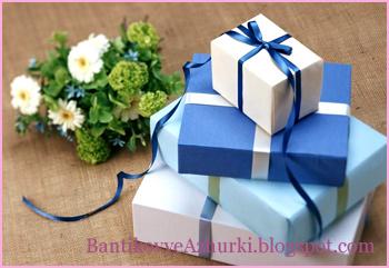 упаковка подарков бумагой своими руками