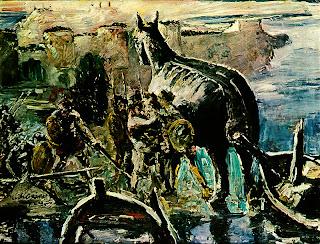 Trojanisches Pferd, 1924