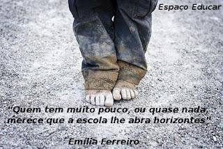 Frases Pedagógicas de Paulo Freire - Pensador