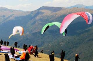 Kamshet - Paragliding Paradise