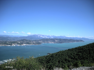Mediterranean from northwestern Italy