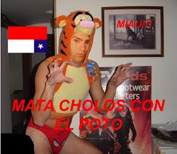 LA MARICA CHILENA DEL SIGLO: CRISTIAN ANDRES REYES BASTIDAS