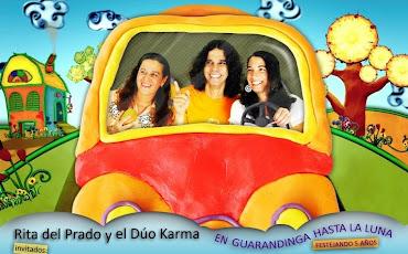 La Guarandinga / Rita del Prado y el Dúo Karma - Cuba